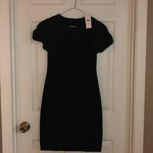 Pretty Little Black Dress Banana Republic sz 0P